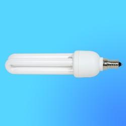 Лампа энергосберегающая Camelion 2U Е-14 15Вт 220B LH-15-2U Cool light (4200К)