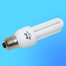 Лампа энергосберегающая R&С LUX 2U Е-27 9Вт (6700)