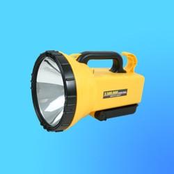 """Фонарь """"Jonlite"""" 2933  прожектор с галогенной лампой, желтый 3 млн.свечей, аккумулятор, адаптер"""