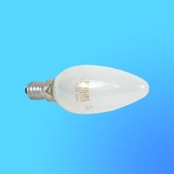 Лампа накаливания Philips Е14  40 Вт свеча матовая, В35FR
