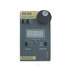 Модель 2020 - калибратор сигналов I и U, Transmille
