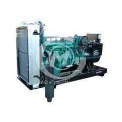 Дизельная электростанция  GMV550 номинальной мощности - 500 кВА