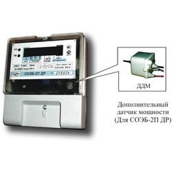 Электросчетчик СОЭБ-2П ДР     220В; 5-50А; радиоканал; RS-232 с защитой от хищения; 3Т