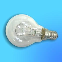 Лампа накаливания Е14  40 Вт (шар)