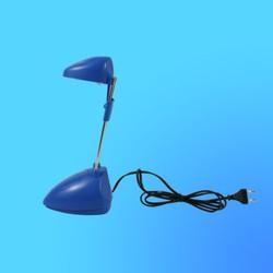 Светильник настольный Camelion KD-117n, G4, синий, тип лампы JC-35Вт