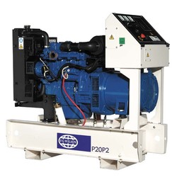 FG WILSON P16.5E2S (16.5 кВт / 16.5 кВА) однофазный дизельный
