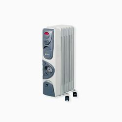 """Масляный радиатор электрический 7-секцион. """"Timberk"""" TOR31.1807 DK(1.8кВт)3режима, вент., термостат"""