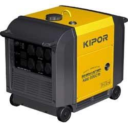 Электростанци  бензинова  инверторного типа Kipor KDE6800Ti