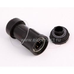 Вилка кабельная ВК16-4В1к