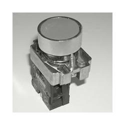 Кнопка с лампочкой XB2-BW3561 желтая (<380V, NO)  ЭНЕРГИЯ