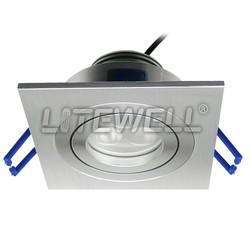 Светильник светодиодный точечный встраиваемый LED-N11 Litewell. Качественное LED освещение