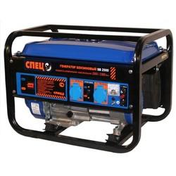 Генератор бензиновый СПЕЦ SB-2500