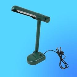 Светильник настольный Camelion KD-001, G23, белый, тип лампы - энергосберегающая 9Вт, складной