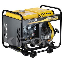 Генератор KIPOR KDE 6500EW 2,8 кВт