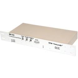 «МК-5/8», динамический концентратор 8-ми потоков Е1 в один (абонентский концентратор)