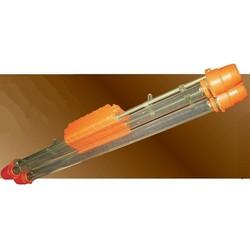 77701080 Взрывозащищенный люминесцентный светильник ЛСП 03ВЕх-2х80 (старое название Н4Т4Л 2х80)