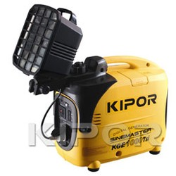 Генератор KIPOR KGE 1000ТSi 0,9 / 1,0 кВт