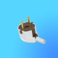 Вилка штепсельная угловая В6-241 АБС (Мин)