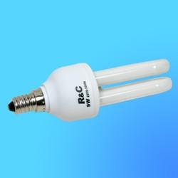 Лампа энергосберегающая R&С 2U Е-14 9Вт(2700)