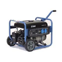 Бензин генератор SDMO TURBO 2500. Портативный бензогенератор 2.1 кВт.