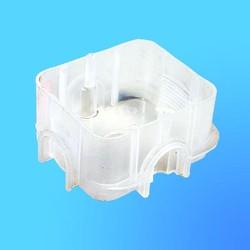Коробка подрозетная СП К-201 квадрат.пласт.,85,2*75*40 (Минск)