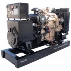 Дизель-генераторная установка GMJ220 открытого исполнения
