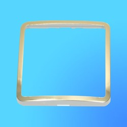 "Вставка ""Lillium""  золото, 10361 (Makel)"