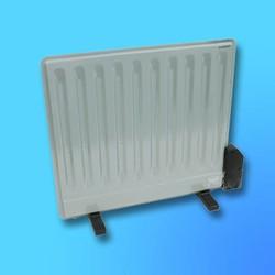 """Масляный радиатор электрический  плоский  """"Луч"""" 0,5 кВт"""