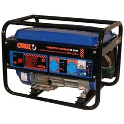 Генератор газовый СПЕЦ SG-2500