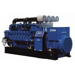 Дизельная трехфазная электростанция SDMO EXEL II X1250C