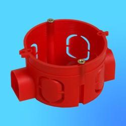 Коробка установочная КУ1103 для сплошных стен блочная 60х40 мм(HEGEL)