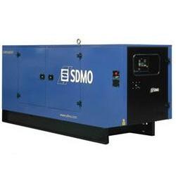 Дизельная трехфазная электростанция SDMO Montana J200K в кожухе