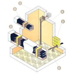 СПО-Э - системы пассивной огнезащиты.