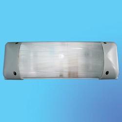 Светильник ЛПБ 98-2х11- 043 антивандальный,  IP-40 (СТЭЛТЗ)