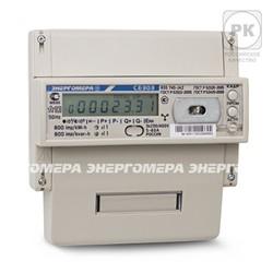 СЕ303 R33 745-JAZ  1,0/1,0; 3*220/380В; 5-60А; оптопорт; RS-485 - от 3.660 руб