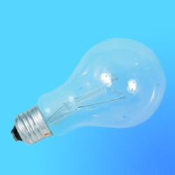 Лампа накаливания Е27 200 Вт (Калашниково)