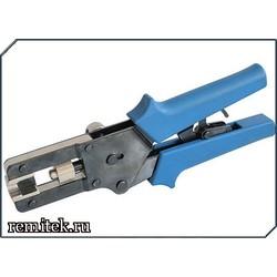 Пресс-клещи для опрессовки водозащищенных F-коннекторов FT-01