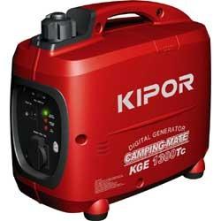 Электростанци  бензинова  инверторного типа Kipor KGE1300TC