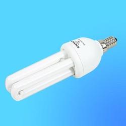 Лампа энергосберегающая Comtech 2U СЕ ST 11/827 Е-14 11Вт ( 2U образная)