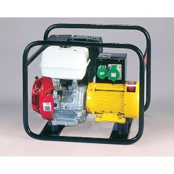 Бензиновые электростанции с двигателями HONDA