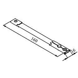 Гибкое соединение к контактору КПВ 603
