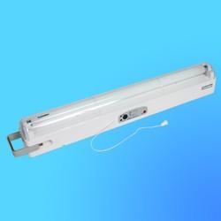 """Светильник люмин. аварийный """"Camelion"""" KN-3393 (1х18Вт) переносной, аккумулятор, лампа-Т8, G13"""