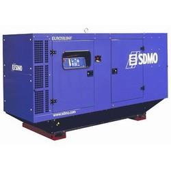 Дизельная трехфазная электростанция SDMO Montana J220C2 в кожухе
