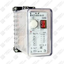 РСТ 40В Реле максимального тока  без оперативного питания с выдержкой времени на срабатывание