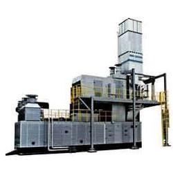 Газотурбинные электростанции, тепловые электростанции от 2,5 до 110 МВт