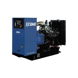 SDMO KS 85 G (68 кВт /85 кВА) трехфазный газовый поршневый
