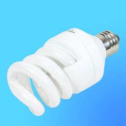 Лампа энергосберегающая Comtech СЕ IL 15/827 Е-27 15Вт(cпираль)