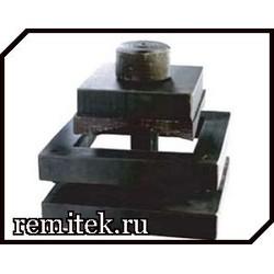 Комплекты насадок для ПГЛ-60+ квадратные