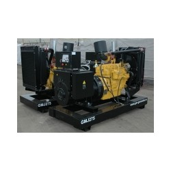 Дизельный генератор  GMJ275 номинальной мощности - 250 кВА