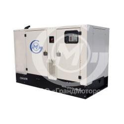 Дизельный генератор  GMJ88 номинальной мощности - 80 кВА